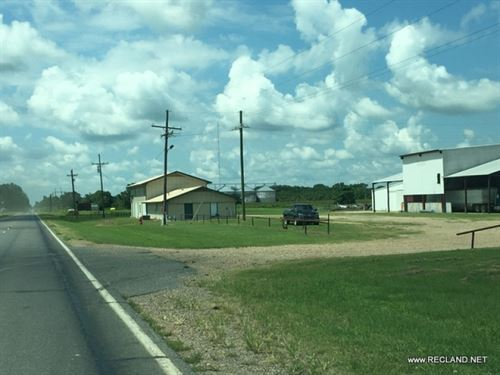 10.8 Ac - Ag Business & Land : Pioneer : West Carroll Parish : Louisiana