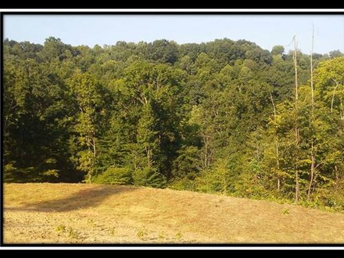 13 Acres With Tremendous Views : New Lexington : Perry County : Ohio