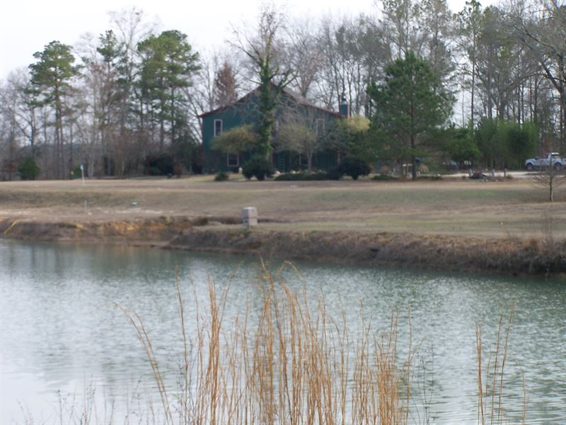 Hunt fish and golf farm for sale roberta crawford for Georgia fish farms