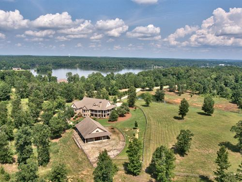 Lake Oconee Horse Farm For Sale : Buckhead : Morgan County : Georgia