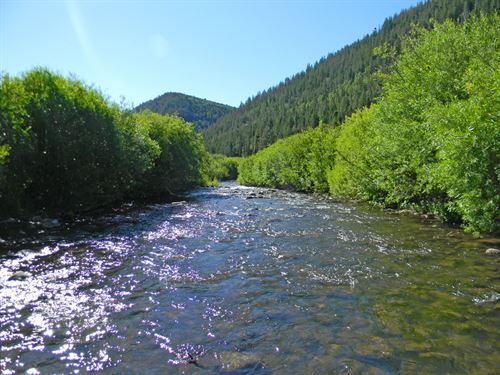 West Fork River Ranch : Hanna : Wasatch County : Utah