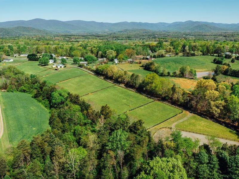 Charlottesville Farm For Sale : Farm for Sale : Ruckersville