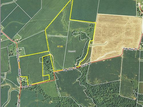 97 Acres, Ross County, Ohio : Frankfort : Ross County : Ohio