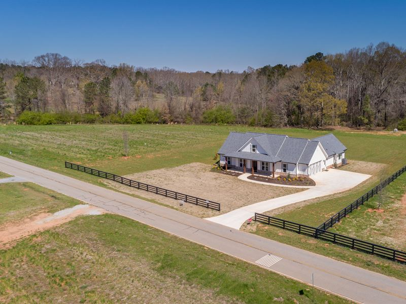 New construction farmhouse on 5 ac farm for sale for New construction farmhouse