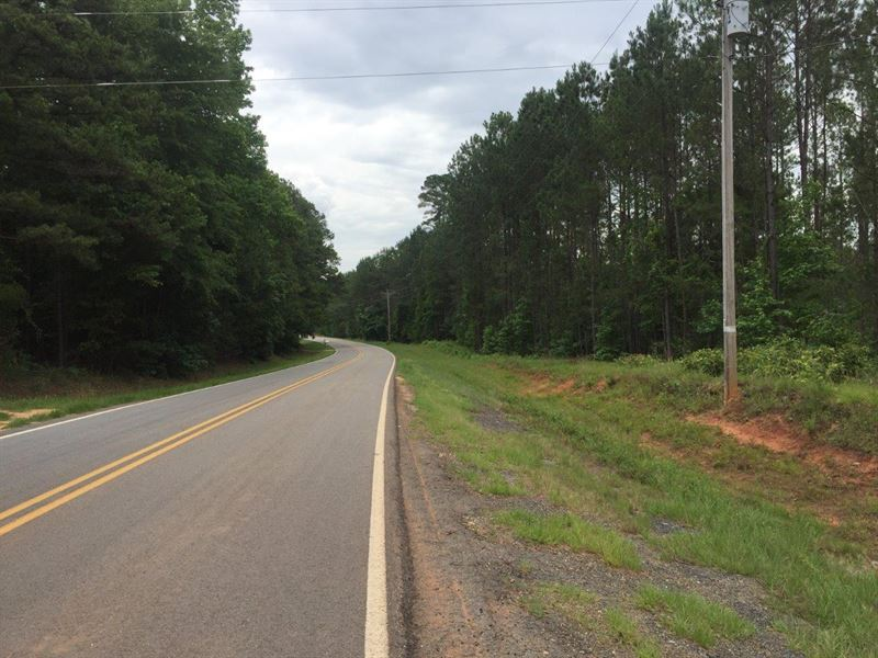 Double Creek Central : Greensboro : Greene County : Georgia