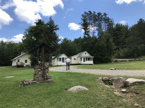 Stony Creek Manor : Athol : Warren County : New York