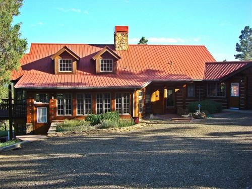 Home With Guest House : Trinidad : Las Animas County : Colorado