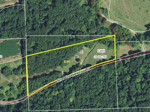 Perfect Building Site : Kampsville : Calhoun County : Illinois