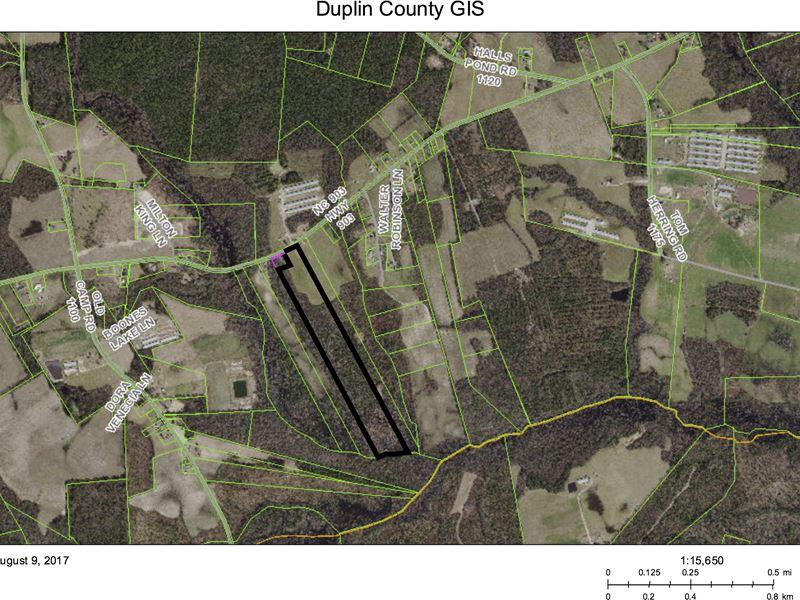 wilmington nc reduced  farm  sale magnolia duplin county north carolina