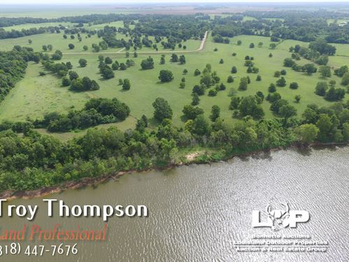 66 Acres Of Pasture Land : Effie : Avoyelles Parish : Louisiana