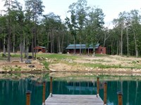 Home, Creek, Ponds, Woods, Private : Dunlap : Sequatchie County : Tennessee