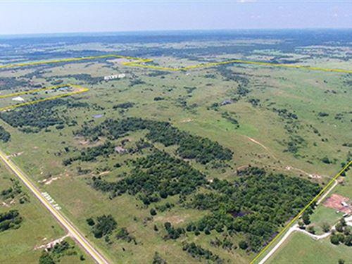 Land Auction In Okmulgee, Ok : Okmulgee : Oklahoma