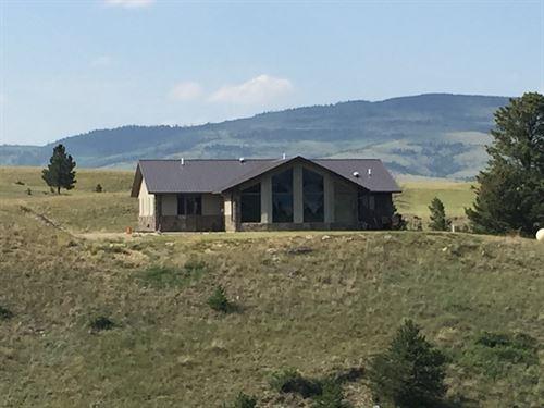 Little Belts Sportsman Reserve : Hobson : Judith Basin County : Montana