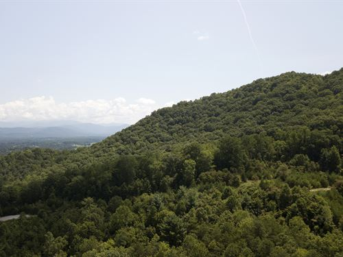 Blue Ridge Views Of Asheville : Asheville : Buncombe County : North Carolina
