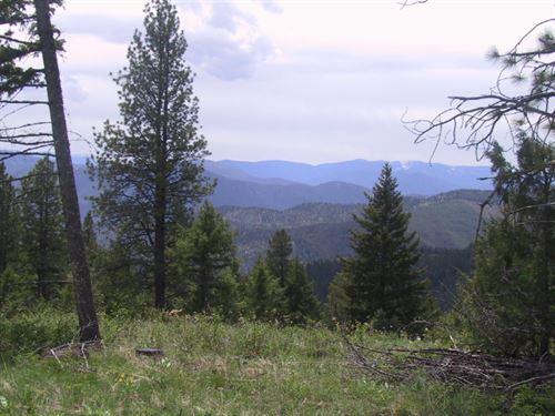 Cramer Ridge : Clinton : Missoula County : Montana