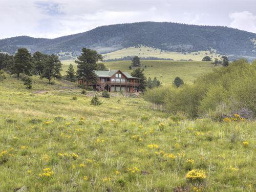 Rocky Mountain High Ranch : Cotopaxi : Fremont County : Colorado