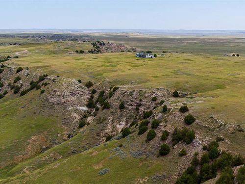 Hoy Tea Kettle Ranch : Torrington : Goshen County : Wyoming