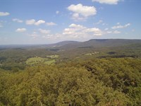 21 Acres With Spectacular Mtn Views : Crab Orchard : Cumberland County : Tennessee