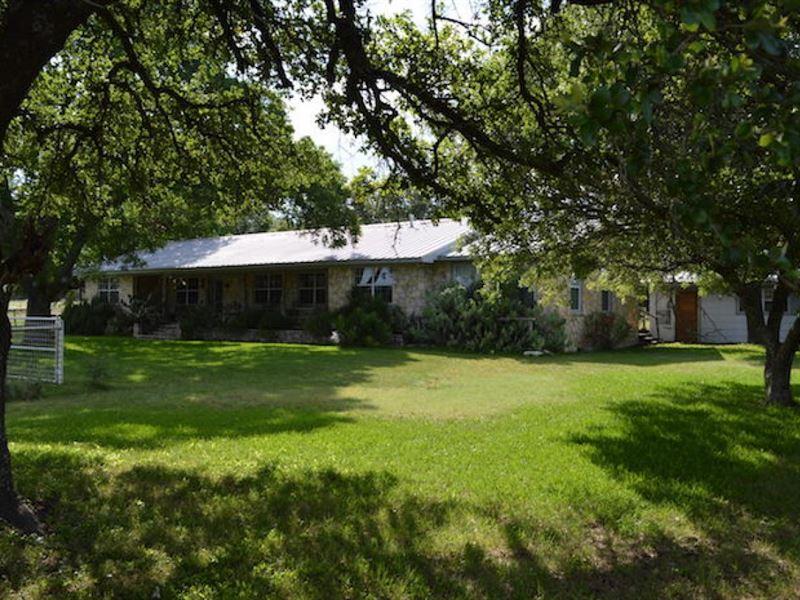 Las Lomas Ranch : Meridian : Bosque County : Texas