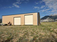 7194897, Huge Views Of The Chalk : Nathrop : Chaffee County : Colorado