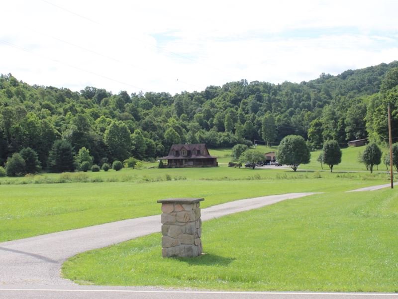 Sr 217 - 232 Acres : Willow Wood : Lawrence County : Ohio