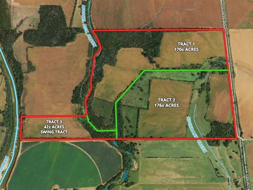 Farm 1 388 Acres Falls County : Reagan : Falls County : Texas