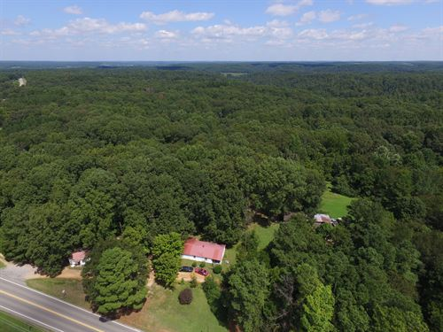 34 Acre Rustic Retreat : Nunnelly : Hickman County : Tennessee