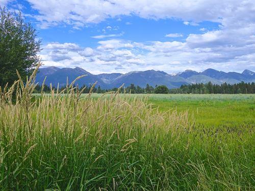 Scenic Sanctuary : Missoula : Lake County : Montana
