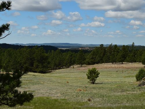 Prong Horn Iii At Canyon Rim Ranch : Hot Springs : Custer County : South Dakota
