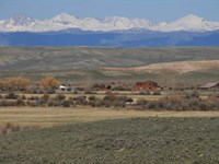 Rimfire Ranch : Daniel : Sublette County : Wyoming