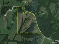 Land & Home Auction : Glenwood : Schuyler County : Missouri