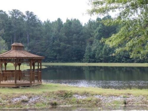 17 Acres W/Home In Neshoba County : Collinsville : Neshoba County : Mississippi