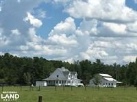Private Equestrian Estate : Loris : Horry County : South Carolina