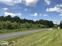 Riegelwood Naturally Wooded Hunting : Delco : Columbus County : North Carolina