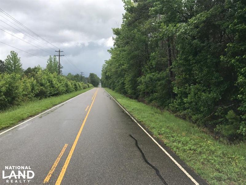 Cr-20 Hunting Farm Tract : Boligee : Greene County : Alabama