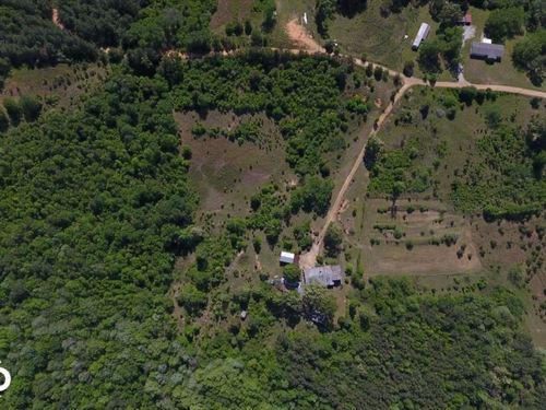 Wood Road Farm And Recreation : Kennedy : Pickens County : Alabama