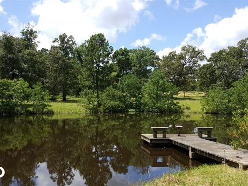 Triple R K Ranch And Homesite : Glendale : Trinity County : Texas