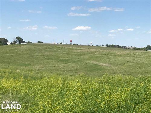 Sarpy County Acreage Lot : Gretna : Sarpy County : Nebraska