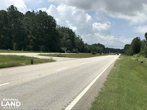 Highway 43 Shepard House Road Tract : Mount Vernon : Mobile County : Alabama