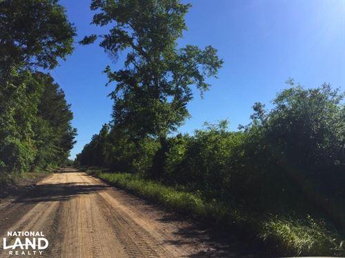 Una Road Investment Tract : Lamar : Darlington County : South Carolina