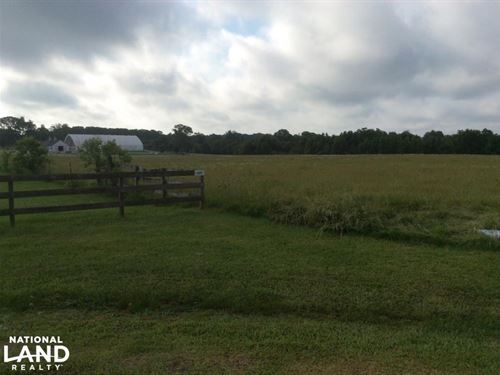 Country Meadows Estates Lot 9 : Terry : Hinds County : Mississippi