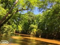 Riverfront Recreational Retreat : Jefferson : Kershaw County : South Carolina