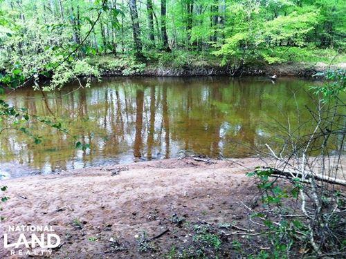 Bassett Creek Walker Springs Tract : Walker Springs : Clarke County : Alabama