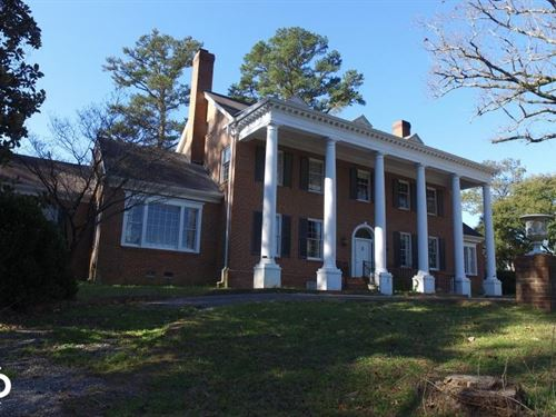 Private Equestrian Estate : Edgefield : South Carolina