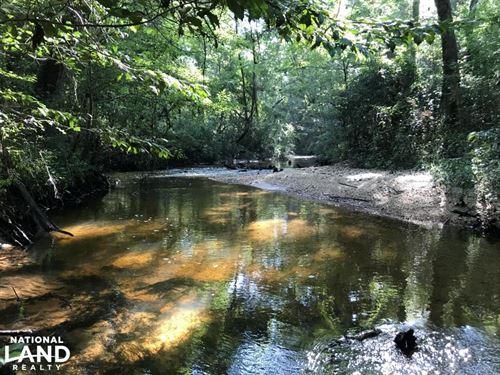 The Choctaw Creek Gosport Tract : Gosport : Clarke County : Alabama