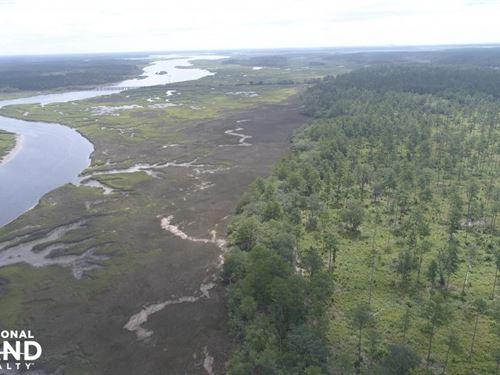 Dean Island : Brunswick : Glynn County : Georgia