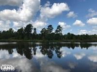 Johnson County Ag Field, Pond & Hun : Kite : Johnson County : Georgia