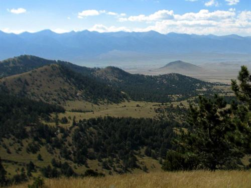 Tyndall Mountain Mining Claims : Westcliffe : Custer County : Colorado