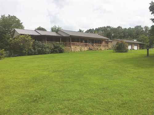 Home & 10 Acres, Guns, Pp : Cookeville : Overton County : Tennessee