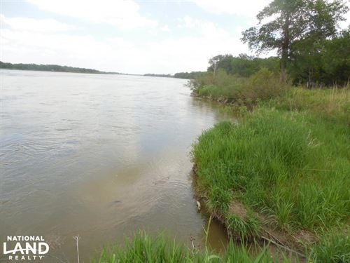 Platte River Getaway Land : Bellwood : Butler County : Nebraska
